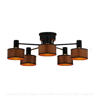 LT-6303 WELL ウェル シーリングライト 天井照明 北欧デザイン
