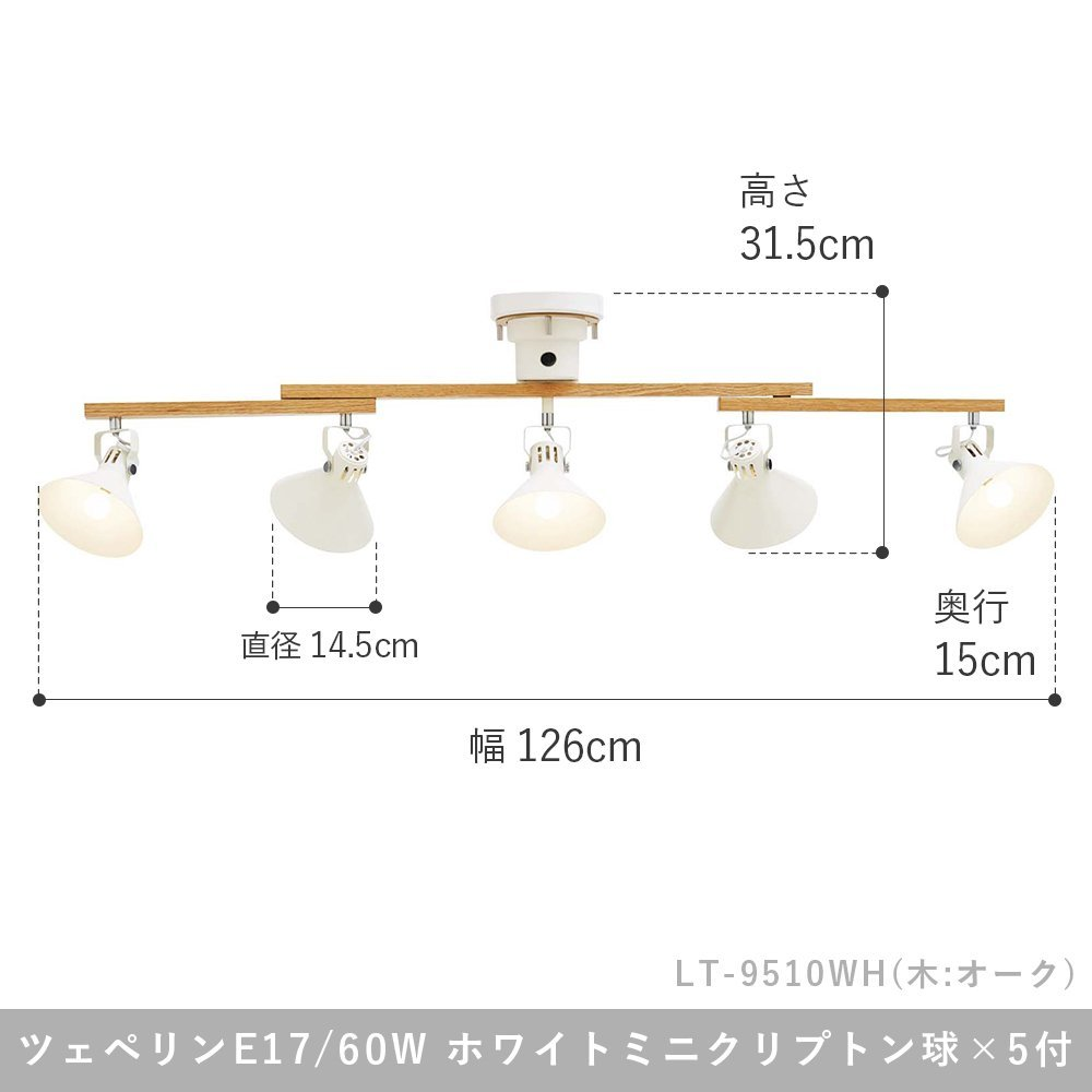 LT-9510 ツェペリン シーリングライト 天井照明