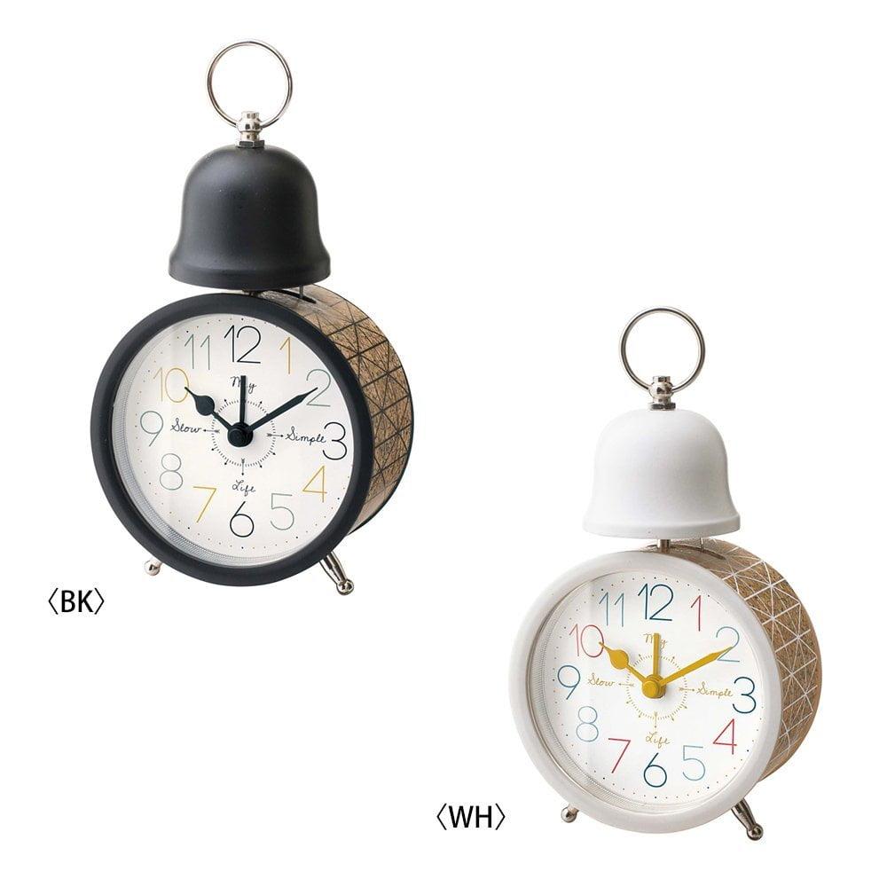 CL-1478 Lavia ラヴィア TABLE CLOCK 置き時計 目覚まし時計