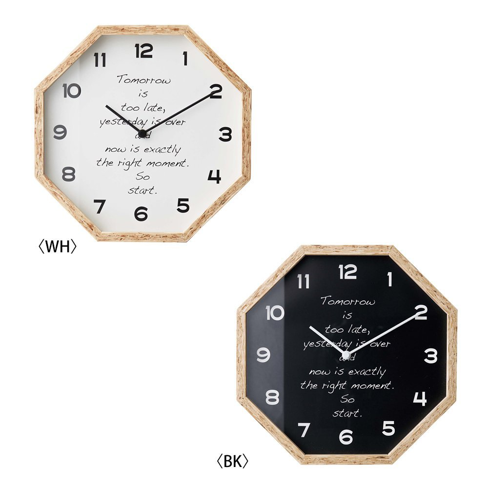CL-1683 Balheary バルシアリー WALL CLOCK 壁掛け時計 電波時計 RADIO CONTROLLED