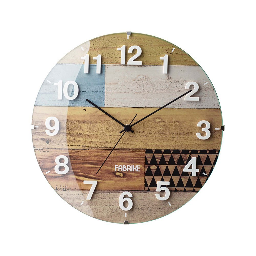 CL-1684 クリフデン 壁掛け時計 電波掛け時計 RADIO CONTROLLED CLOCK