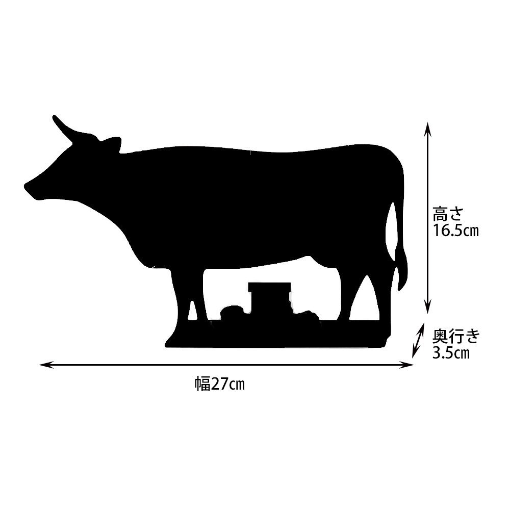 CL-1686 Meat Cuts ミートカッツ WALL CLOCK 壁掛け時計 置き時計 2way