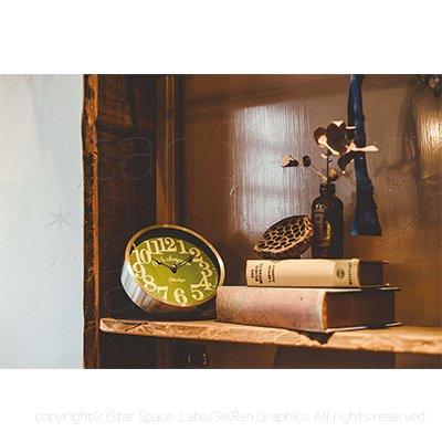 Lifford リフォード レビュー 壁掛け時計 置き時計 静かな時計 2way