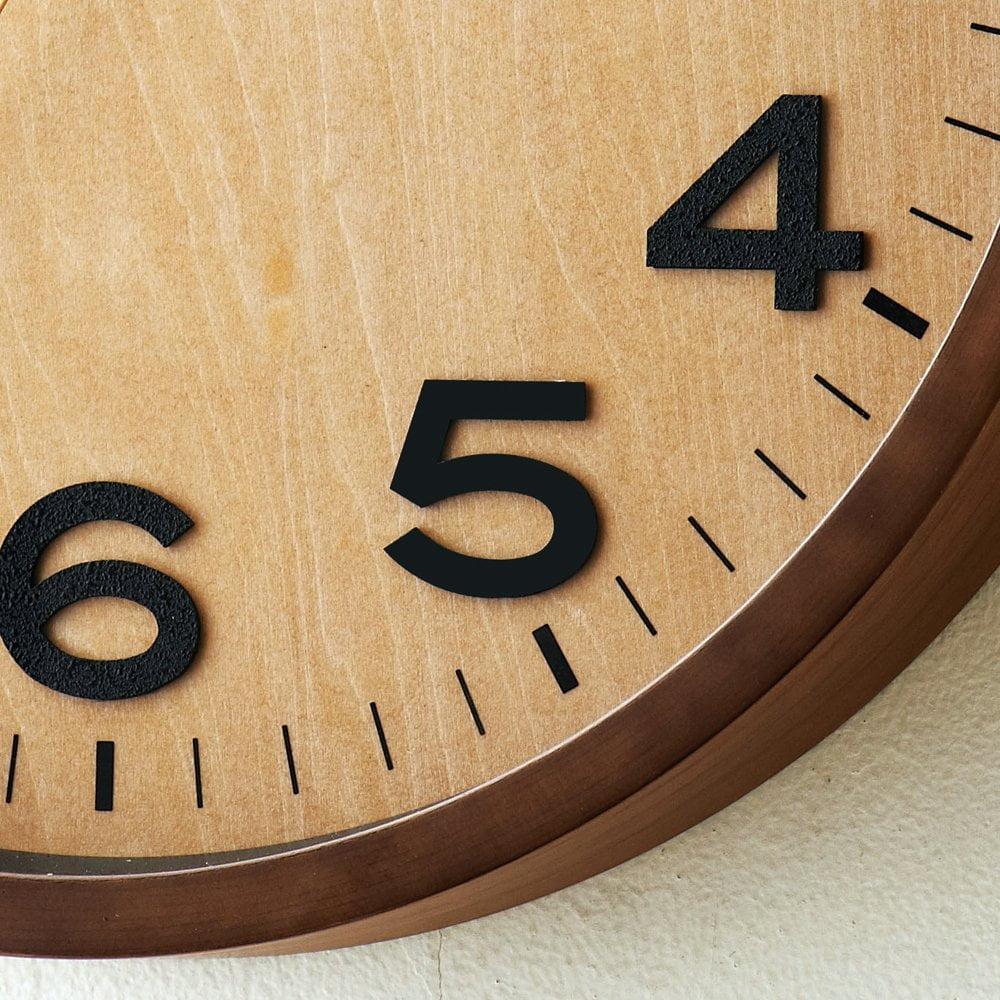 CL-7973 DARYL ダリル 壁掛け時計 電波時計 RADIO CONTROLLED CLOCK