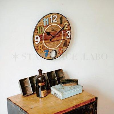CL-8933 Bergo ベルゴ WALL CLOCK 壁掛け時計 振り子時計