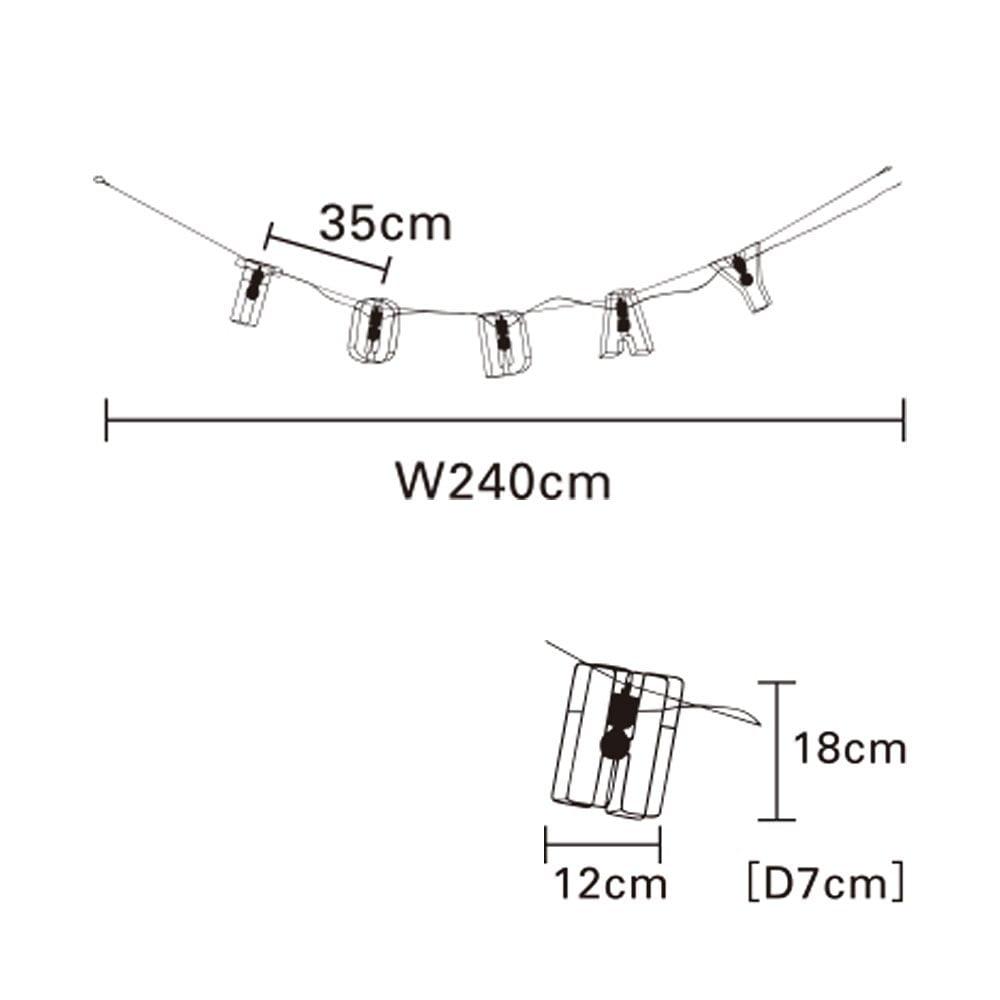 LT-1576 Alphabet Lamp ペンダントライト デスクライト 間接照明 天井照明