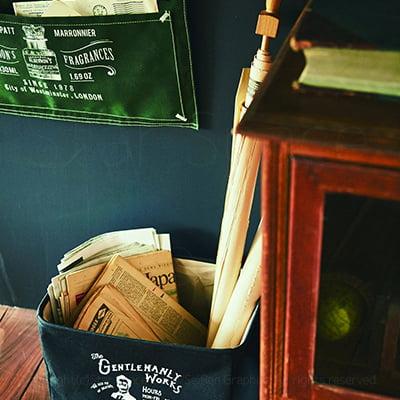 DS-1753 Gentry Works Apron ジェントリー ワークス エプロン キッチン雑貨