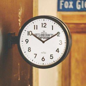 Robeston ロベストン WALL CLOCK 壁掛け時計 2way