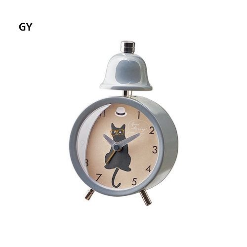 CL-3039 Little Dancers -Bell- リトルダンサーズ-ベル- TABLE CLOCK 置き時計 目覚まし時計