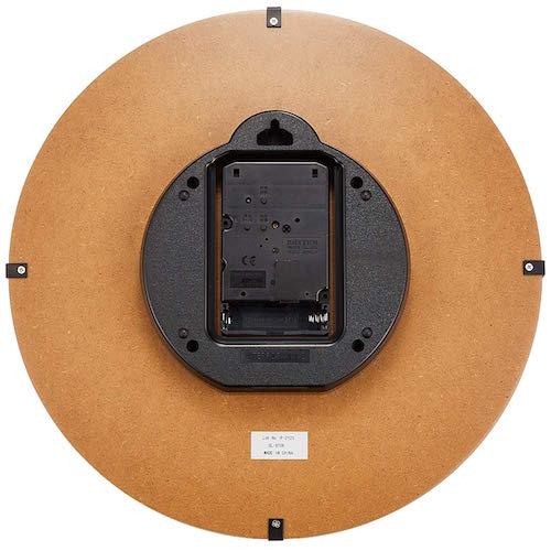 CL-9706 ティール WALL CLOCK 壁掛け時計 電波掛け時計