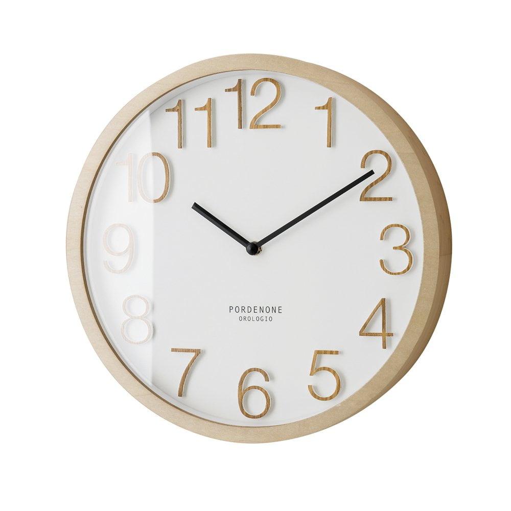 CL-2940 プロック WALL CLOCK 壁掛け時計 電波掛け時計