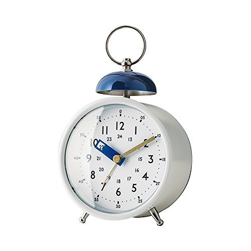 CL-2961 Storuman -Bell- ストゥールマン -ベル- 知育時計 TABLE CLOCK 置き時計 目覚まし時計