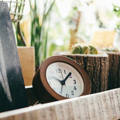 Billow ビロー [ レビュー 詳細情報 ] 置き時計 静かな時計