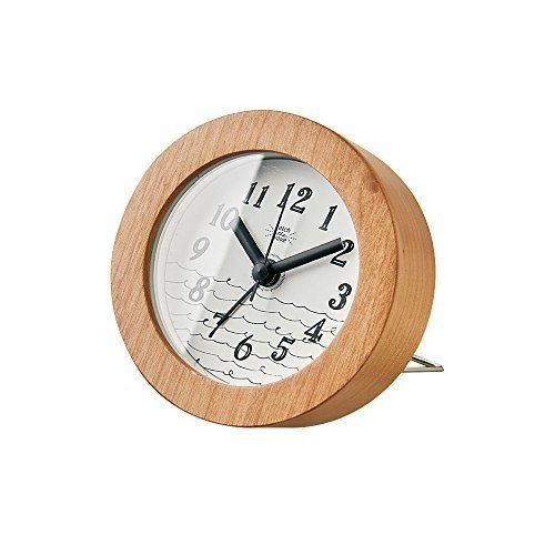 CL-2963 Billow ビロー TABLE CLOCK 置き時計 目覚まし時計