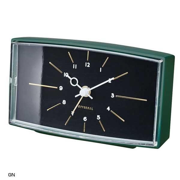 CL-3040 Robledo ロブレド TABLE CLOCK 置き時計 目覚まし時計