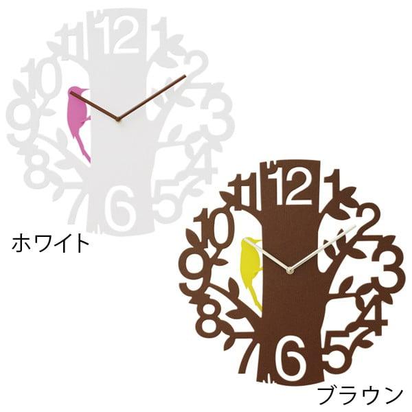 CL-5743 PICUS ピークス WALL CLOCK 壁掛け時計 振り子時計