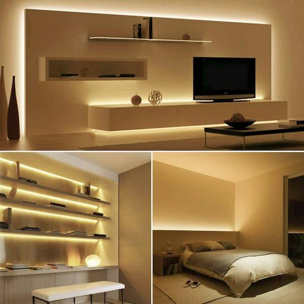LED テープ ライト 使用イメージ